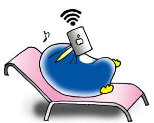 wifiが充実