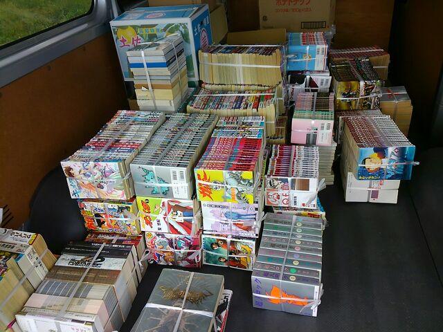 20150918_倉敷市買取り・コミックセット