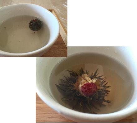 工芸茶 ジャスミン