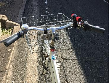 自転車ライト 2