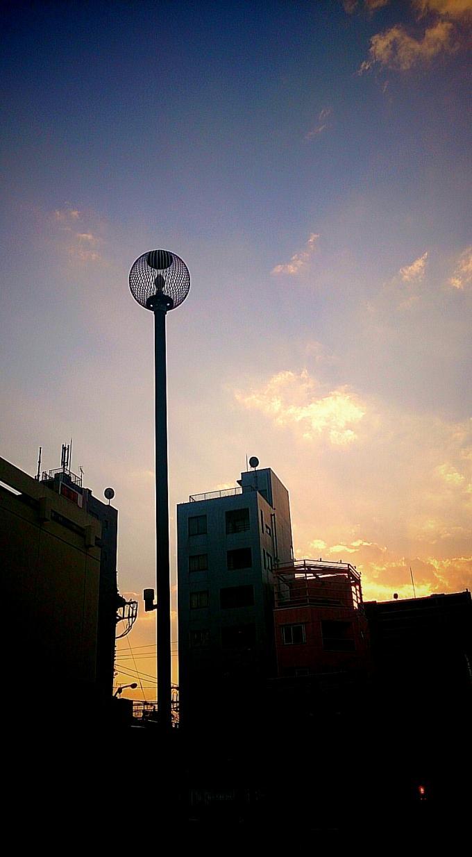 夕焼け_20151004