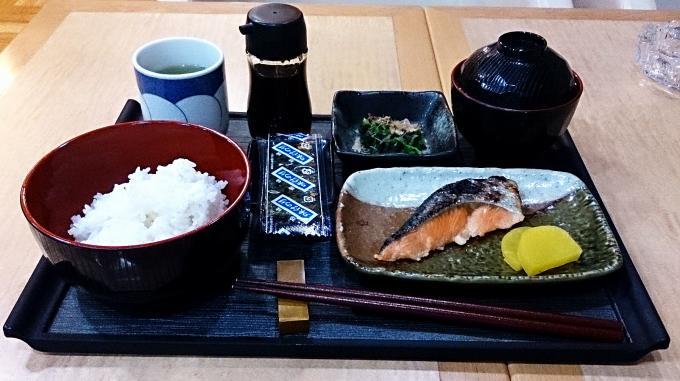 焼き鮭定食_20151018