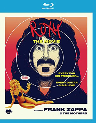 Roxy The Movie / Frank Zappa
