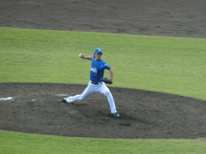 2番手は平田。