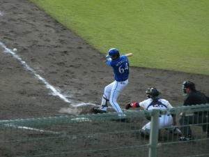 この進塁打は光りました!
