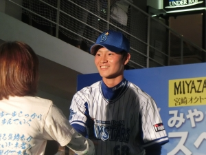 いい笑顔です(^^)