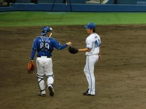 藤田コーチが手伝ってくれました。