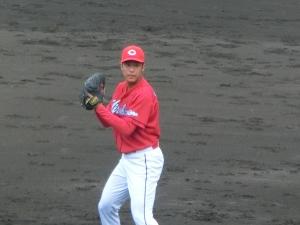 藤井投手も出ていました。