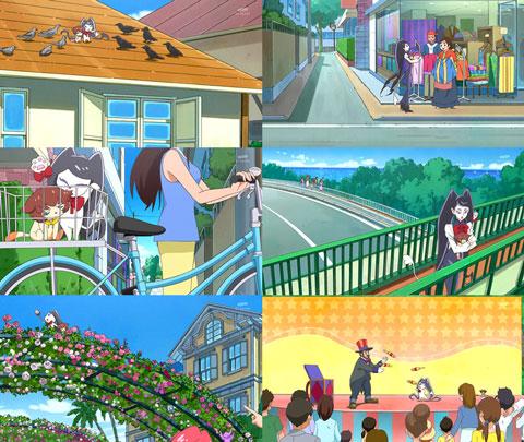 【Go!プリンセスプリキュア】第33回「教えてシャムール♪願い叶える幸せレッスン!」