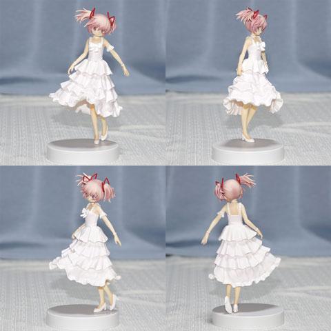 劇場版 魔法少女まどか☆マギカ [前編]始まりの物語「鹿目まどか~白いワンピースver.~」フィギュア