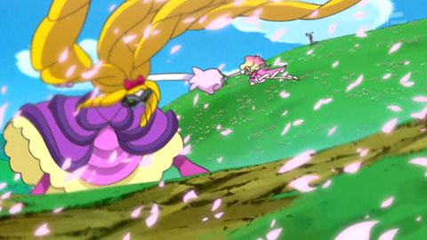 【Go!プリンセスプリキュア】第35回「やっと会えた…!カナタと失われた記憶!」