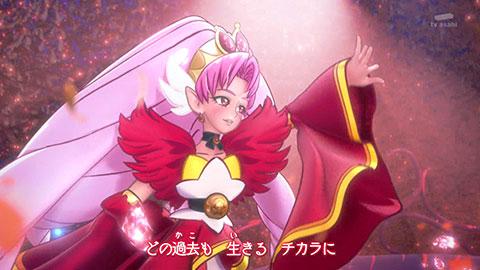 【Go!プリンセスプリキュア】第37回「はるかが主役!?ハチャメチャロマンな演劇会!」