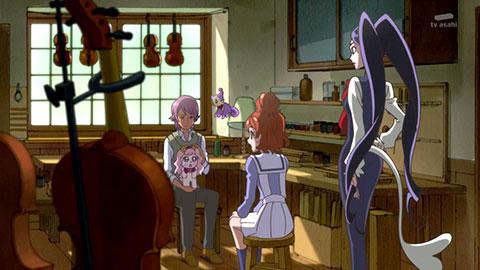 【Go!プリンセスプリキュア】第38回「怪しいワナ…!ひとりぼっちのプリンセス!」