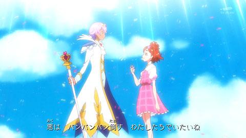 【Go!プリンセスプリキュア】第41回「ゆいの夢!想いはキャンバスの中に…!」