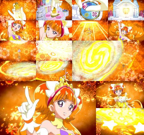 【Go!プリンセスプリキュア】第42回「夢かプリキュアか!?輝くきららの選ぶ道!」