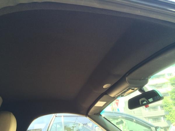 天井張替え BMW Z4