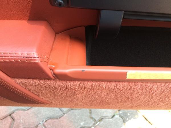 内装傷補修 ポルシェ911カレラ