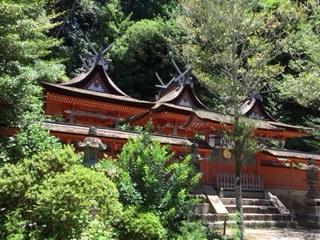 奈良県宇多水分神社