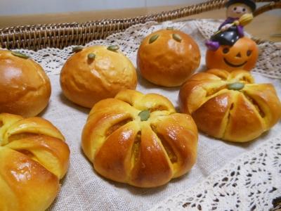 P_studiomimosa教室かぼちゃパン