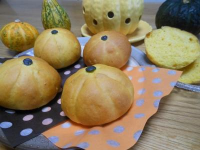 P_studiomimosaかぼちゃぱん