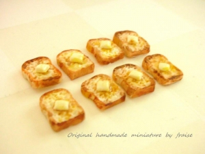 山食バタートースト4
