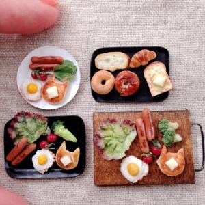 にゃんこパンケーキプレート10