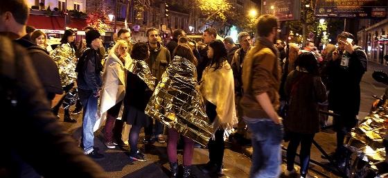 パリ同時テロ、バタクラン
