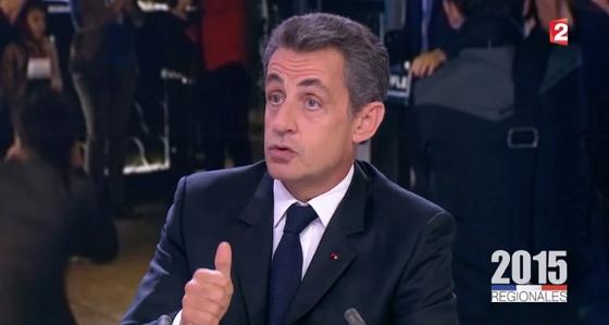 ニコラ・サルコジ 地方議会選挙