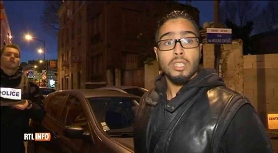 パリ同時多発テロ、サン・ドニ襲撃