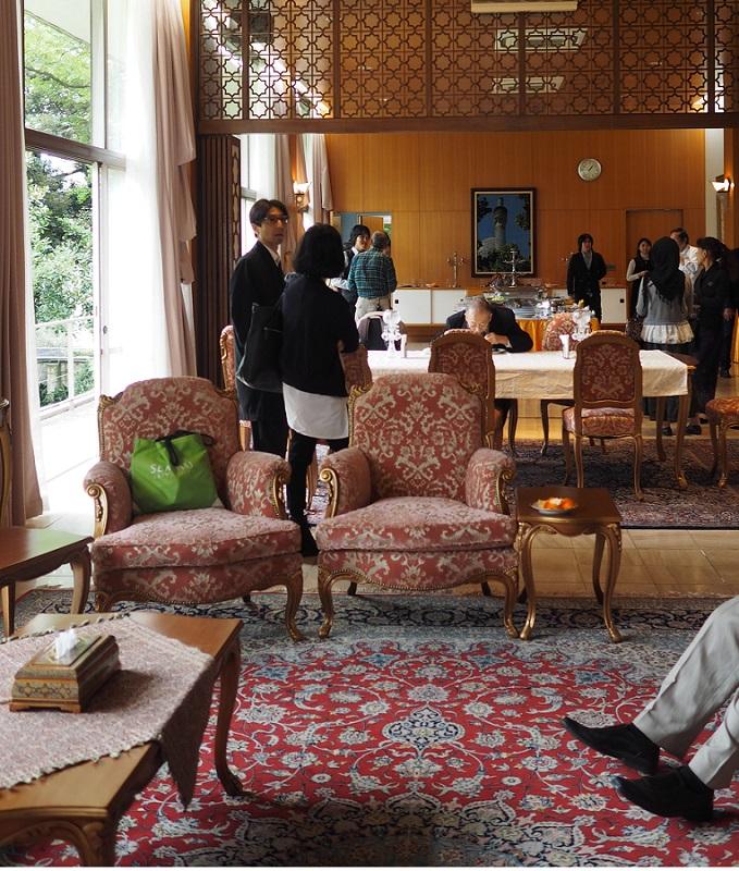 イラン大使公邸