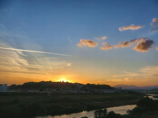 大分河畔の日暮A