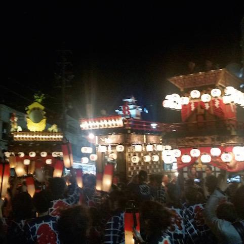 2015掛川大祭り