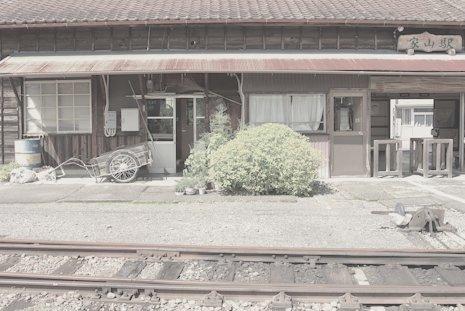 昭和にタイムスリップ