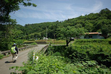 大志田から上米内まで歩く3