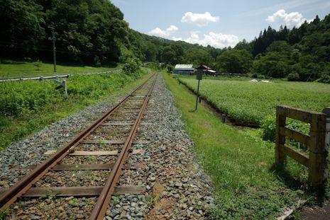 大志田から上米内まで歩く4