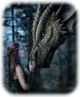 ドラゴンとわたし