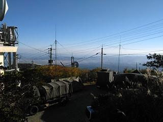 キャンプ全景