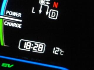 気温12℃
