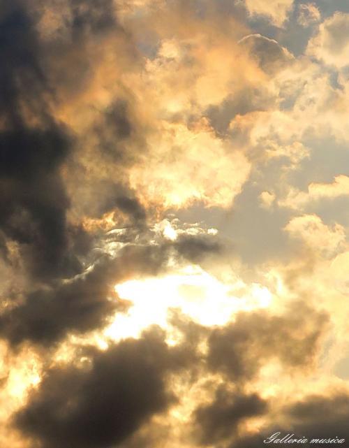 台風明けの空4