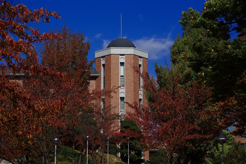 千里山キャンパス in Autumn RVP50