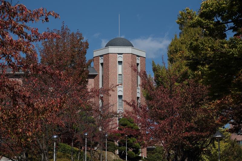 千里山キャンパス in Autumn
