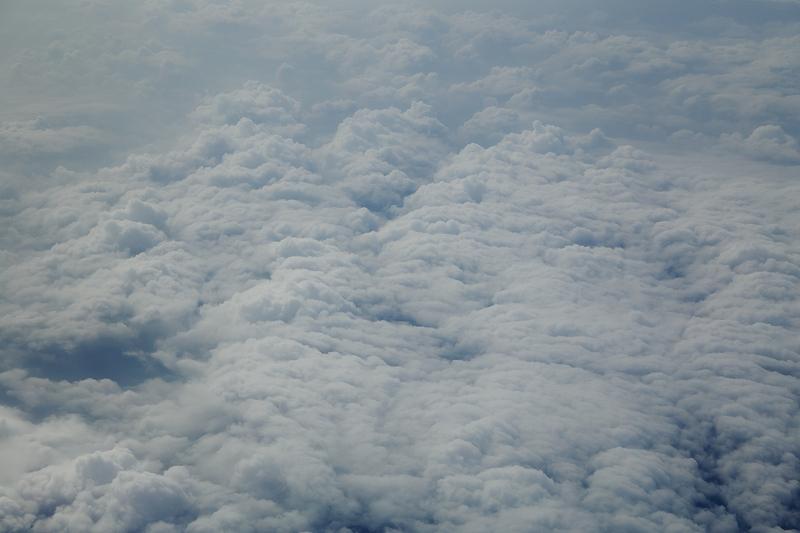 踊る雲海 6月