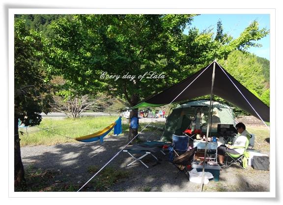 こんな感じキャンプ201510