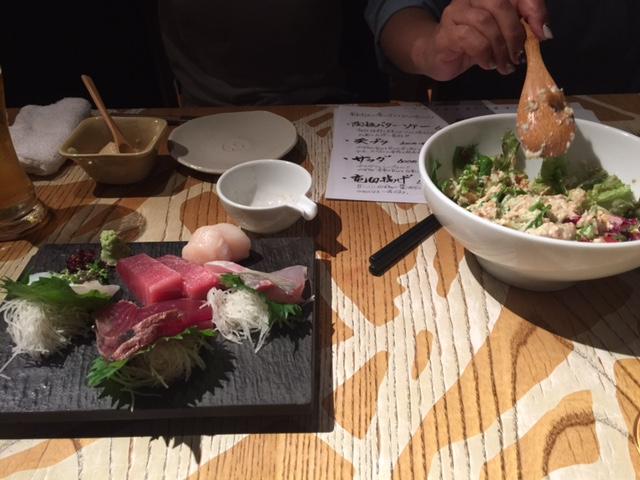 新宿集会料理