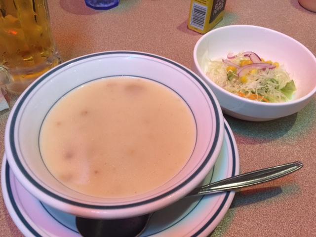 ステーキハウススープ
