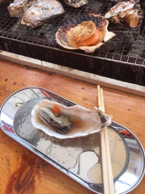 牡蠣小屋2
