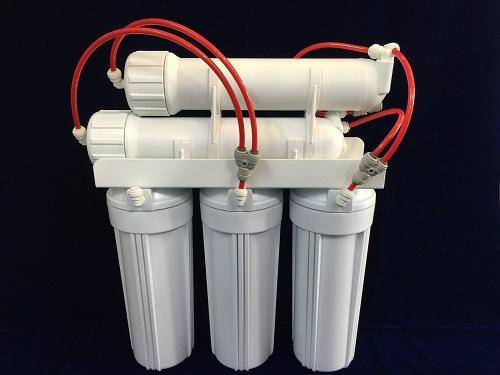 レッドビーシュリンプ 浄水器