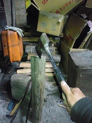 胡弓 糸巻き修理 (1)