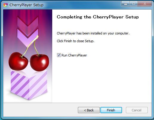 動画再生ソフトCherryPlayer22-413