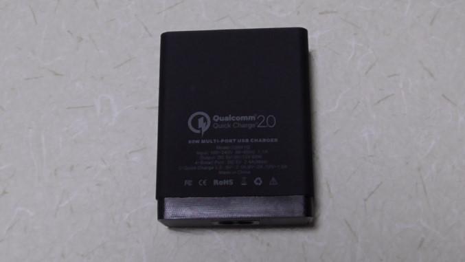 CHOETECHの6ポート内蔵急速充電器ACアダプタ22-46-869